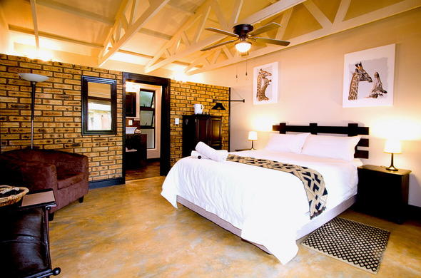 Dreamfields Guesthouse provides comfortable accommodation in Hazyview.