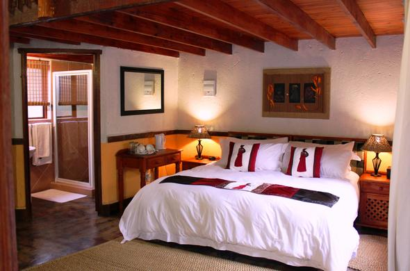 Grand Kruger Lodge offers comfortable accommodation.
