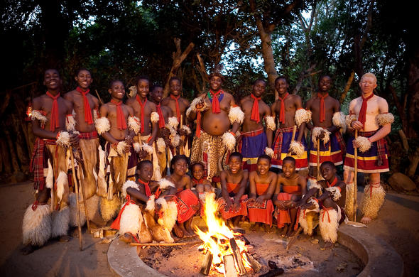 Experience African Culture At Shangana